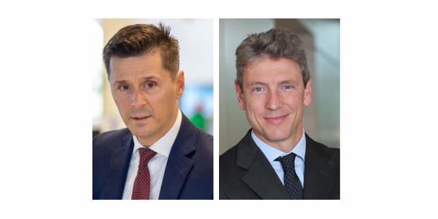 APPOINTMENTS OF DAN BOIANGIU AND ALESSANDRO PIGAZZI