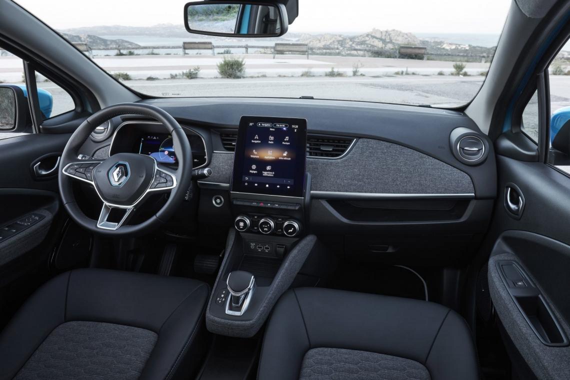Renault Zoe int