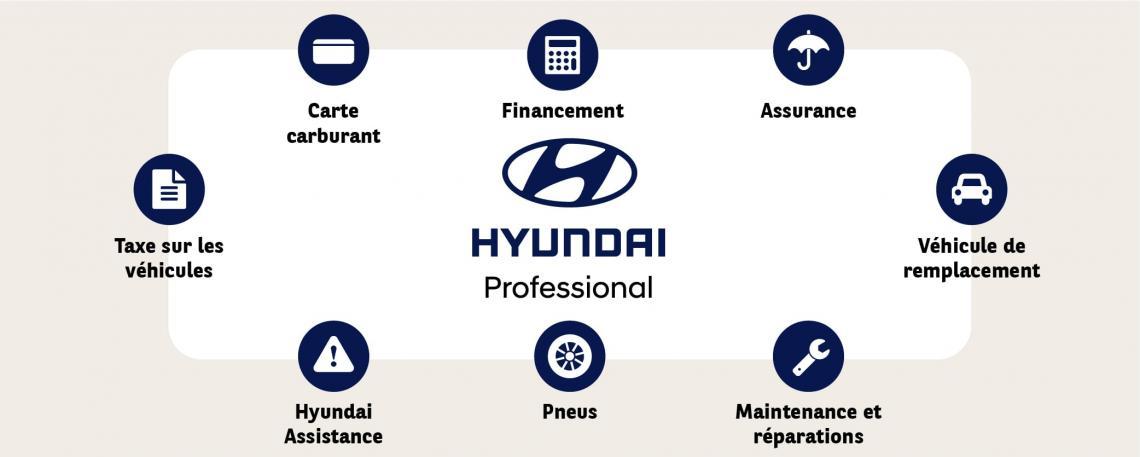 Hyundai Professional Paquet de services