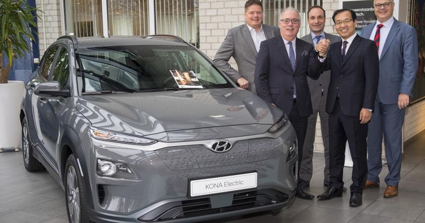 Overeenkomst Hyundai en Arval
