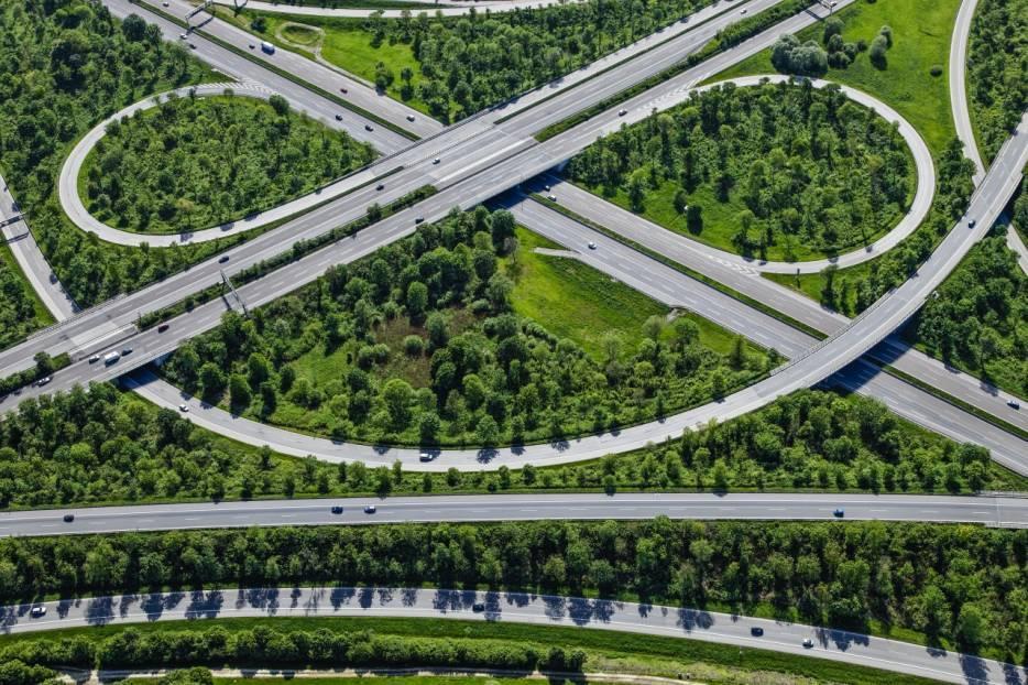 Green highway