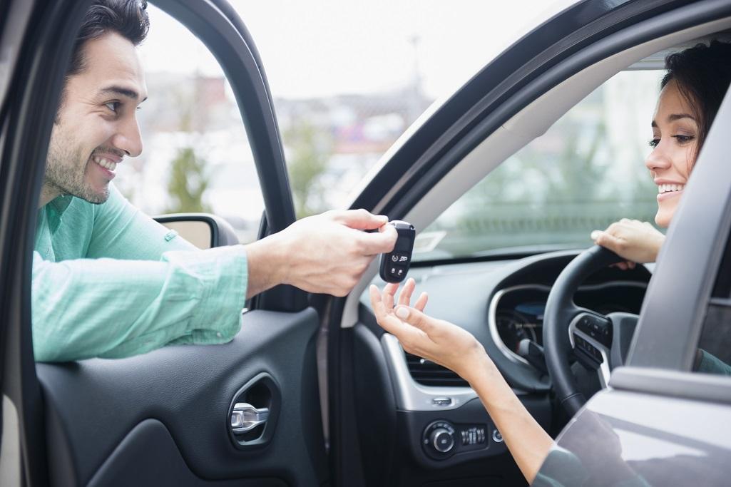 κοινή χρήση αυτοκινήτου